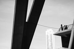 Maratn Fotografico Valencia (DANG3Rphotos) Tags: maraton fotografico valencia dang3r photos street streetphotography arquitectura black noir sky cielo boys nikon d7100 nikonista dang3rphotos creative look vision style creativo imagen photo 2015 shot camera inspiration ver like this foto fotografia love art artist life light lights minimal minimalist minimalismo