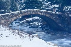 Coma de Ransol, Andorra. (martinscphoto) Tags: ransol andorra canillo cascada longexposure pirineos 2016 martinscphoto coma rio montaa nieve