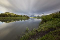 Along Oxbow Bend (Ken Krach Photography) Tags: grandtetonnationalpark