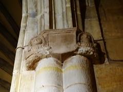 Capiteles interior Iglesia Santo Domingo antes Santo Tome  Soria 06 (Rafael Gomez - http://micamara.es) Tags: capiteles interior iglesia santo domingo antes tome soria