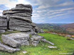 Combestone Tor, Hexworthy, Dartmoor, Devon