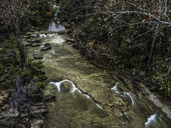 Ripples II (keith_shuley) Tags: rain bullcreek ripples austin texas olympus
