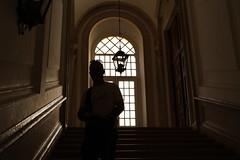 Sombras (Marisa Cuesta) Tags: silueta sombras escaleras