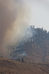 Fire Line (benagain_photos) Tags: washington butte wa fires chelan wildfires reachfire chelancomplex