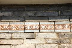Westbury, 48 Alum Chine Road, Westbourne, Bournemouth, Dorset (Alwyn Ladell) Tags: dorset bournemouth westbourne westbury ceramictiles westburyhotel encaustictiles alumchineroad