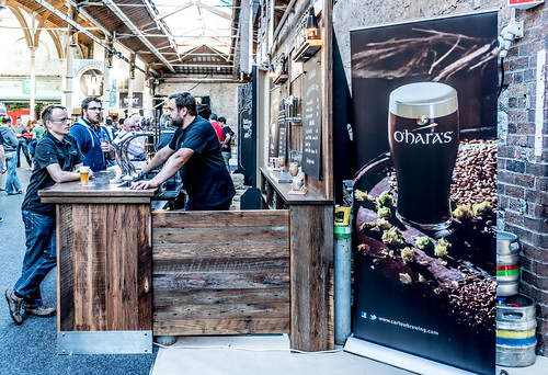 IRISH CRAFT BEER FESTIVAL IN THE RDS LAST WEEKEND IN AUGUST 2015 [O'Hara's] REF-107283