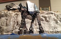 AT-AT Metal Model (hupspring) Tags: metal starwars model walker atat 3dmodel lasercut imperialwalker metalearth allterrainarmoredtransport fascinations metalmodel
