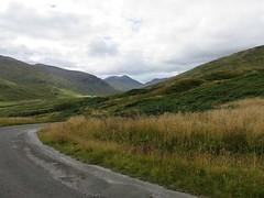 Creag Mhor and Beinn Heasgarnich Ben Challum road (ancanchaWH) Tags: highlands walk mhor beinn creag heasgarnich