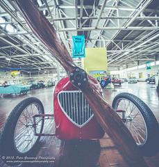 1930 L'Eclar at The Lane Motor Museum, Tennessee (Peter Greenway) Tags: car museum vintagecar nashville tennessee unitedstatesofamerica 1930 motorcar lanemotormuseum propellercar motoringmuseum leclar