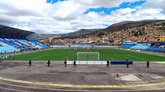 Estadio Hroes de San Ramn (Alvaro Del Castillo) Tags: estadios copamovistar