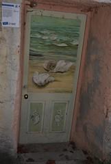 Valloria (081) (Pier Romano) Tags: doors painted liguria porte imperia artisti dipinte valloria dolcedo