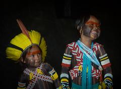 Kayapo (guiraud_serge) Tags: brazil portrait brasil amazon indian tribe ethnic indien matogrosso indio labret brésil tribu amazonie amazone forêttropicale ethnie kayapo kuikuro metuktire gorotire plateaulabial hautxingu parcduxingu sergeguiraud artducorps ornementcorporel
