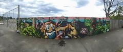 Mural for 'The Brook Project' (ViSiON (NZ)) Tags: streetart graffiti vision otago dunedin characters tic retch graffitiart carisbrook vaa burga dunedinnz otagohighlanders otagorugby nzstreetart dunedingraffiti dunedinstreetart nzgraffiti carisbrookstadium streetartnz hcter dunedingraffitiart graffitinz graffitidunedin visiontic thebrookproject