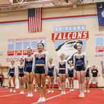 Lugoff Elgin  Varsity-Falcon Invitational