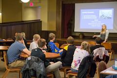 SYP Info Session November 2015-3 (Michigan Tech CPCO) Tags: michigantech syp michigantechnologicaluniversity youthprograms summeryouthprograms cpco michigantechyouthprograms centerforprecollegeoutreach