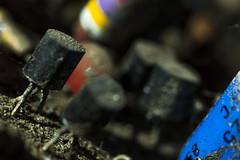 Circuits 1 (michael_rizzi) Tags: old urban computer colorful alt dirt dust electronic exploration desolate circuit verlassen abbandoned trostlos