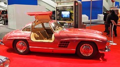 1955 Mercedes-Benz 300SL 3 (Jack Snell - Thanks for over 26 Million Views) Tags: sf auto show ca 58th wallpaper art cars 1955 wall vintage paper san francisco display center international mercedesbenz collectible moscone 300sl excotic jacksnell707 jacksnell accadomy