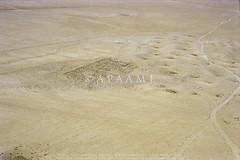 Kh. Qannas (APAAME) Tags: archaeology ancienthistory middleeast airphoto oblique aerialphotography aerialphotograph scannedfromnegative aerialarchaeology jadis2199003 megaj10670
