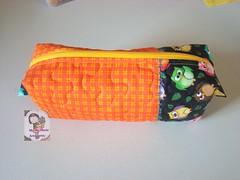 Necessaire Box..... (Ma Ma Marie Artcountry) Tags: patchwork necessaire necessairedetecido necessairebox