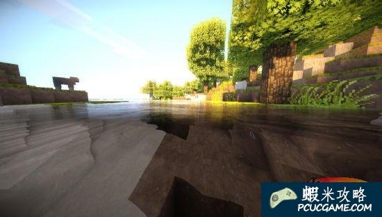 我的世界 超強效果材質:光影+水反+附帶材質