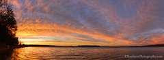 Good Night ... alligator II (Ken Scott) Tags: autumn sunset panorama usa fall december michigan hdr freshwater voted leelanau 2015 glenlake 45thparallel bigglenlake alligatorhill sbdnl sleepingbeardunenationallakeshore mostbeautifulplaceinamerica