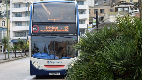 Stagecoach South-West. WA61 KLD. 15781.