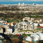 Scottish Parliament and Dynamic Earth