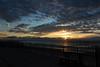 Sunrise (Vicki from Yaphank) Tags: pink ny beach sunshine december longisland pinksky beachsunrise sunc sunchaser longislandsunrise