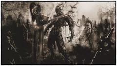 Zombie Slaughter (Diablo Balazic) Tags: diablo fantasy erotic sexy bigboobs hugetits zombie slaughter secondlife