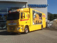 DAF CF FA (4x2) Sleeper Cab (DAF Trucks N.V.) Tags: daf cf fa 4x2 sleepercab