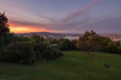 Sunset chill (faczanadam) Tags: sunset budapest hungary sky cloud