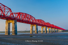Harry_31245,,,,,,,,,,,,,,,, (HarryTaiwan) Tags:                 yunlin xiluo yunlincounty xiluotownship bridge     harryhuang   taiwan nikon d800 hgf78354ms35hinetnet adobergb