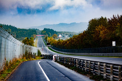 IMG_3936 (frankschothorst) Tags: vln nurburgring nordschleife dottinger hohe startstop btg mercedes audi porsche autumn eiffel