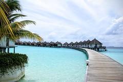 Safari Resort- Maldives (cattan2011) Tags: waterscape clouds sky natureperfect naturephotography nature landscapephotography landscape safariresort maldives