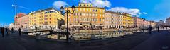 Trieste - Canal Grande (Mauro Zoch) Tags: trieste friuliveneziagiulia italia canalgrande ponterosso