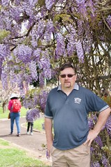 one more year today (Val in Sydney) Tags: wisteria festival parramatta nsw australia australie