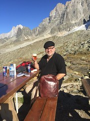Beer! (Pond Frog) Tags: aiguilledumidi chamonix france