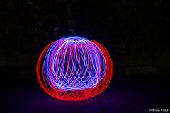 DSC_2541 (Marlon Fried) Tags: light painting lightpainting lichtmalerei langzeit colors nacht night