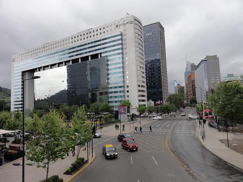 SANTIAGO CHILE NEW CITY