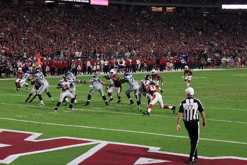 Tie Game: Cardinals vs. Seahawks