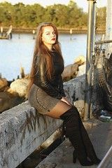 Olha (Eugene Rapp) Tags: bay sunset canon beautiful picture photography photo fashion girl newyork nyc usa model