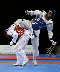 TAEKWONDO +80 kilos (skyrosredes) Tags: sport sportsevent panamericangames deporte eventosdeportivos juegospanamericanos toronto ontario canad