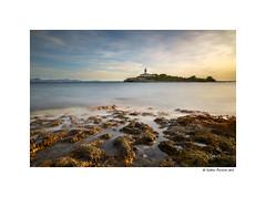 Alcanada Lighthouse (g.femenias) Tags: lighthouse island seascape landscape longexposure sunset sunsetlight mallorca portdalcdia alcanada