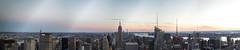 2016_08_07_NYC_10YearAnniversary_6D_0797pano (AbovetheLineEntertainment) Tags: 30rock canon6d chryslerbuilding empirestatebuilding newyork nyc panoramic rockefellercenter skyline topoftherock