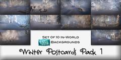 KaTink - Winter Postcards Pack 1 (Marit (Owner of KaTink)) Tags: katink my60lsecretsale annemaritjarvinen secondlife sl 60l 60lsales 60lsalesinsl 3dworldphotography
