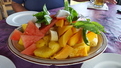 Yummy fresh fruit