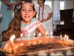Birthday Girl 291/366 (urini) Tags: 365 365project lumix gx8 summilux birthday