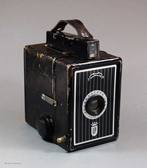 Prinsen Box on Display (01) (Hans Kerensky) Tags: laboratorium prinsen lp box dutch camera 6x9cm 120 film