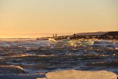 the beach (srouve78) Tags: islande iceland ice iceberg