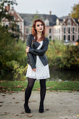 9 (Mickael Shooting Stars) Tags: shoot shooting halloween rencontre modele peur chucky fiancee couple horreur terreur couteau redhead